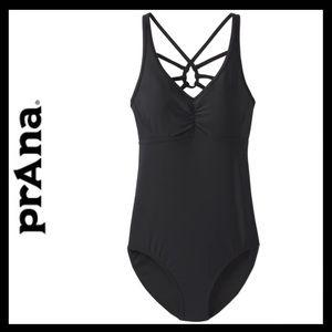 NWT PrAna Dreaming Web Back Swimsuit